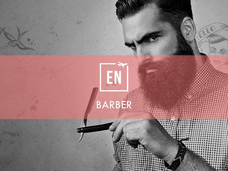 BARBER wanted in Central London