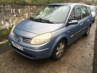 Renault Grand Scenic 1.6 VVT 111 Euro 4 Dynamique PART X TO CLEAR ,7 SEATS
