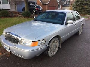 2000 Mercury Grand Marquis LS Sedan - One Owner