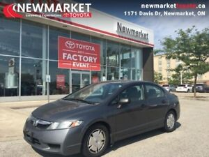 2009 Honda Civic Sedan DX-G  - trade-in