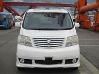 Toyota Alphard 2005 2.4 Petrol 8 Seater ** DUE IN ***