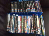Job Lot of 41 Blu-Rays