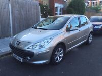Peugeot 307 1.6L HDi Diesel 2008 *** New MOT and Service***