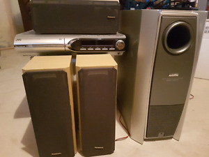 JVC Surround Sound Home Theater System