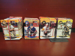 1990-91 PRO SET - Hockey cards Complete set