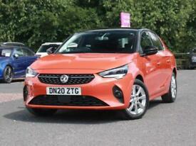 image for 2020 Vauxhall Corsa Vauxhall Corsa 1.2 Turbo 100 Elite Nav 5dr Hatchback Petrol