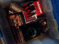 Over 100 DVDs for sale great for cabin/cottage!