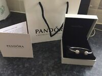 Pandora Bangle Small