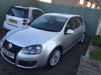 2008 VW GOLF GTD FAST & ECONOMICAL 2.0tdi GT 170BHP