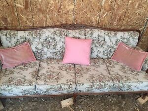 7ft long sofa for sale in Grand Falls Windsor