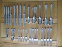 Kings of Sheffield Silver Plated (A1) Cutlery