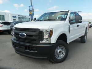 2019 Ford Super duty f-250 srw XL 6.2L V8 600A