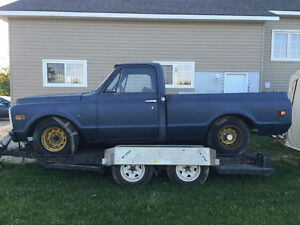 1969 Chevy C10 short box PROJECT