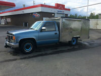 LUNCH TRUCK For Sale 1988 Chevrolet  1500