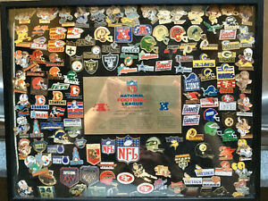 NFL Official Team Pins
