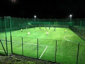 "FOOTBALL PLAYER needed for ""occasional games"". 7aside, Highbury-Islington on TUESDAYS, kick-off 6pm"