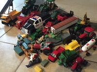 Lot of Farm Toys