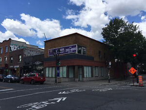 Restaurant/Cafe Opportunity! 1241 Mont Royal East. Avail Now!