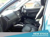 2011 MITSUBISHI ASX 1.8 4 ClearTec 5dr 4WD SUV 5 Seats