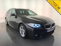 2014 64 BMW 530D M SPORT AUTOMATIC DIESEL ESTATE 1 OWNER BMW HISTORY FINANCE PX