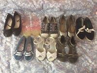 BARGAIN job lot of girls shoes!