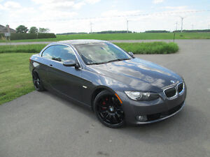 2008 BMW 3-Series convertible Cabriolet