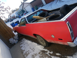 1978 Ranchero all new metal work  body is ready for paint  351 m