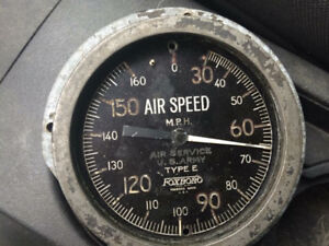 WANTED: old airplanes and aircraft engines