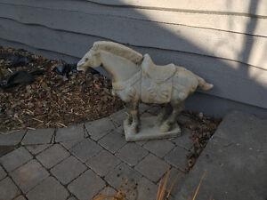 trojan horse ornament
