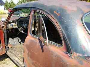 1950 ford club coupe rear vent windows