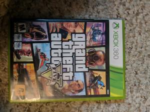 GTA V (5) Xbox 360