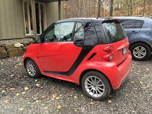 2013 Smart Fortwo Passion Coupé (2 portes)