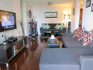 Mississauga - SquareOne 2+1 Den Condo For Rent from May 5th 2017