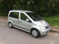 Mercedes Vaneo 1.6 7 seater