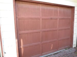9 x 7 garage door Regina Regina Area image 2