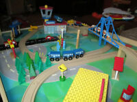 Imaginarium Train Set + Table