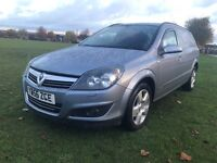 2007 vauxhall astra van 1.7 cdti sportive 6 speed manual ( heated seats and air con )