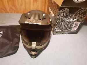 NEVER! been used FLY helmet for sale!