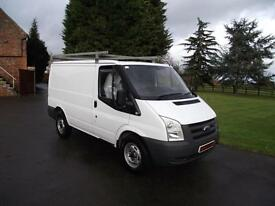 2006 56 FORD TRANSIT T330 2.4 TDCi 100PS SWB LOW-ROOF RWD VAN #ONLY 58 000 MILES