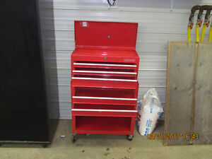 Craftsman double decker tool box