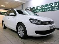 Volkswagen Golf 1.4 TSI SE DSG 122PS [6X SERVICES and STUNNING COLOUR]