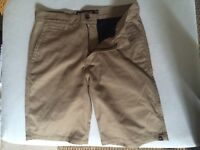 Quiksilver Surf Shorts - Beige - W 29 - New W/O Tags