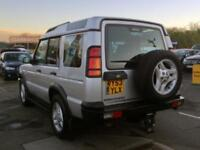 2003 LAND ROVER DISCOVERY 2.5 Td5 ES 5dr Auto SUV 5 Seats