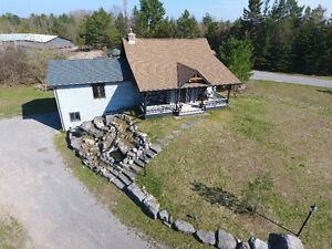 UNIQUE PROPERTY! ONE OF A KIND! 3078 Pigeon Lake Road