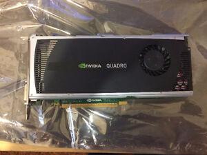 NVIDEA QUARDRO 4000 Graphics Card