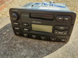 Ford car radio cassette
