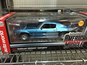 American Muscle Diecast Cars by ERTL-brand new in boxes--