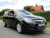 2011 Vauxhall Astra LIFE 1.7 CDTI 110 BHP ECOFLEX 5DR TURBO DIESEL ESTATE ** ...