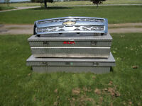 Tool Box and Grill