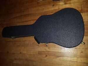 Accoustic Guitar Case F/S or Trade
